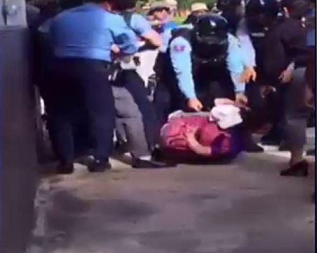 Radican de cargos contra manifestantes de la JCF