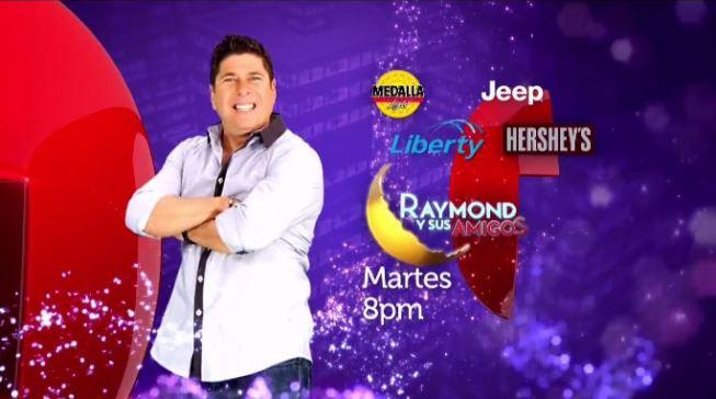 RYSA│ Martes a las 8:00 p.m. por Telemundo