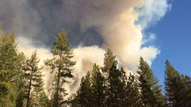 Incendio en California: miles deben evacuar sus hogares