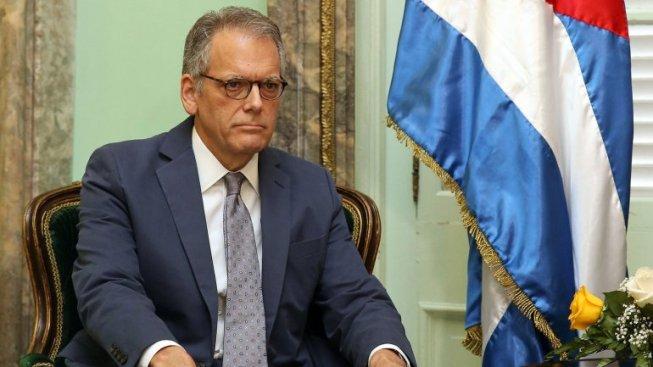 Obama propone embajador en Cuba, primero en 55 años