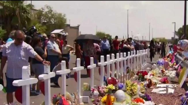 México y EEUU intercambian datos sobre masacre