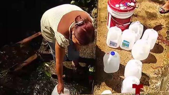 Piden no consumir agua de manantiales de Canóvanas