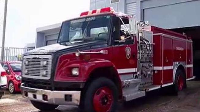 JCF autoriza fondos para salarios de bomberos