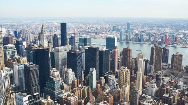 Arquitecto se marea y cae desde rascacielos en Nueva York