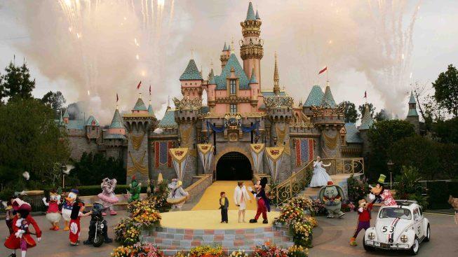 Enfermedad del legionario entre visitantes de Disneyland