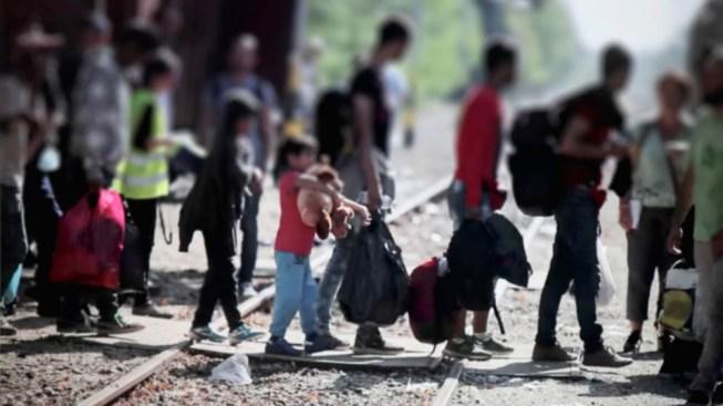 Ocho familias migrantes exigen $6 millones a gobierno de EEUU