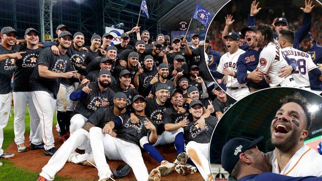 Los Astros de Houston vuelven a la Serie Mundial tras vencer a los Yankees de Nueva York