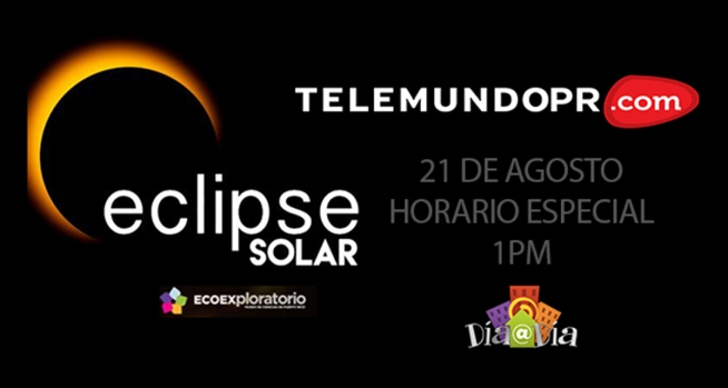 Todo lo que debes saber sobre el eclipse solar en Puerto Rico