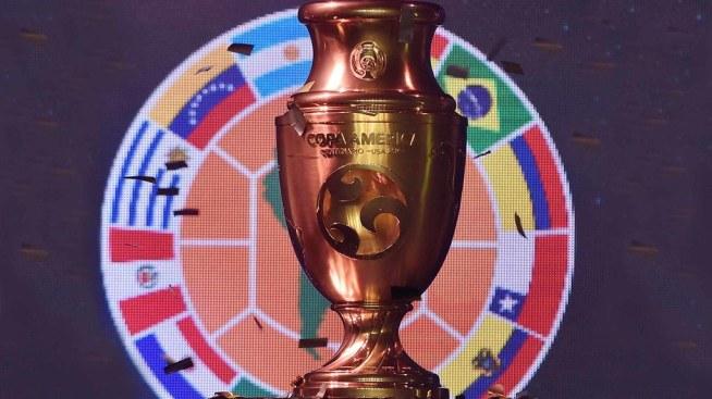 Podrás disfrutar en vivo del sorteo de la Copa América 2019