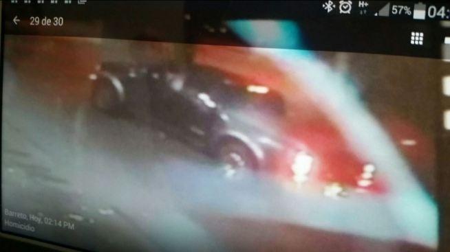 Divulgan imagen de vehículo que arrolló a peatón en Corozal