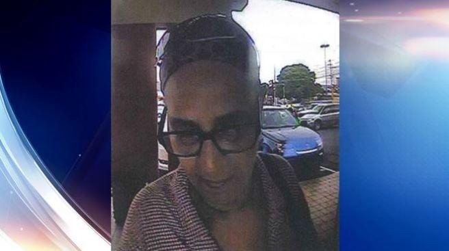 Policía pide ayuda para dar con sospechosa de robo de identidad y fraude