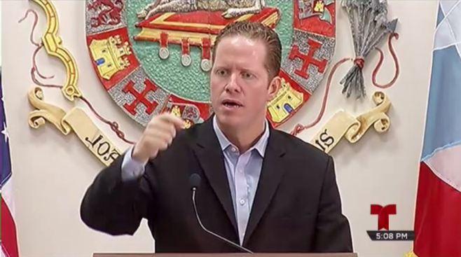 Bernier pide a Legislatura vaya contra veto del Gobernador