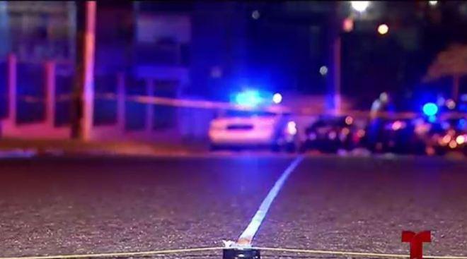 Asesinato y herida de bala en Barrio Obrero