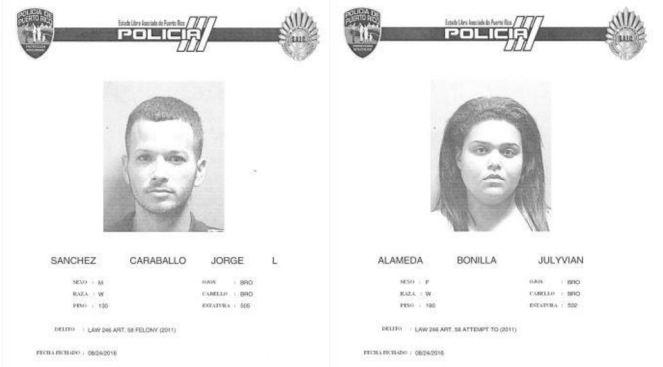 Arrestan a pareja por maltrato a dos niños