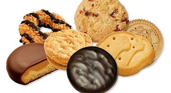 100 años de las galletas Girl Scouts