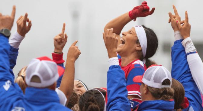 Cuadrangular asegura podio para las softbolistas