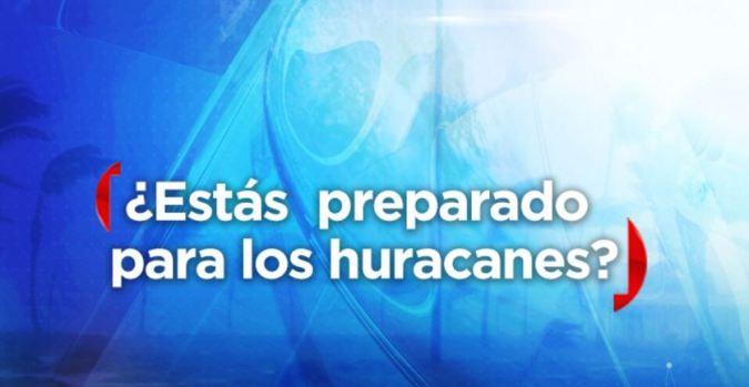 Prepárate para la temporada de huracanes 2016