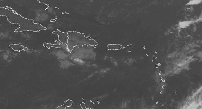 Seguirá lloviendo en Puerto Rico