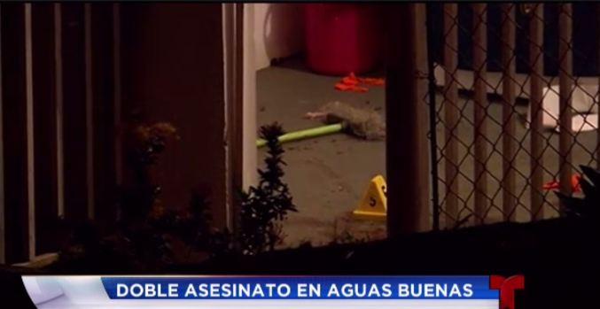 Asesinan a madre e hijo con cuchillo de cocina