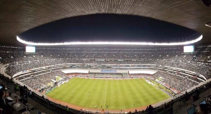 En el Estadio Azteca, la inauguración del Mundial 2026