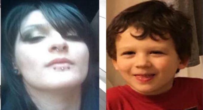 Hallan a niño de 5 años tras presunto rapto de su madre