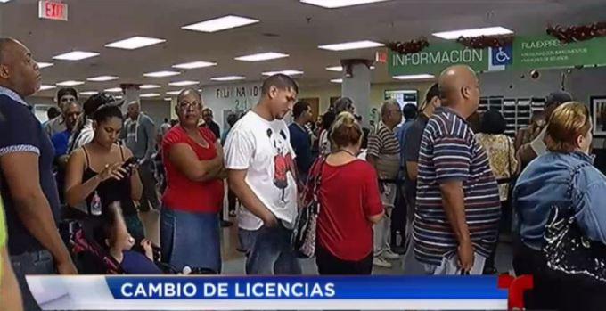 Cambia la licencia de conducir de Puerto Rico