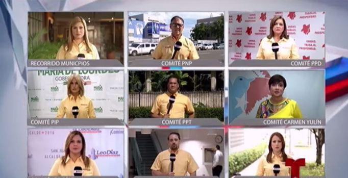 FOTOS: Poderosa cobertura de las elecciones 2016