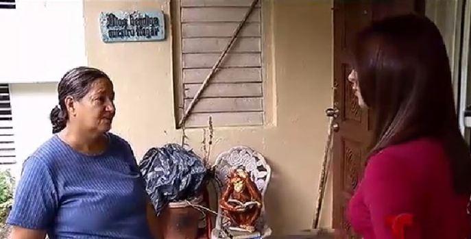 [TLMD - PR] Mujer vive en condiciones infrahumanas en Vega Baja