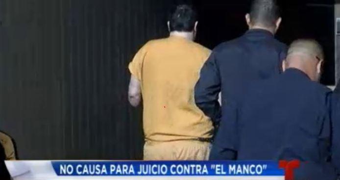 Telenoticias solicita transmisión de vista en alzada contra El Manco