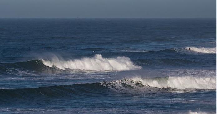 Alertan sobre ocho playas contaminadas