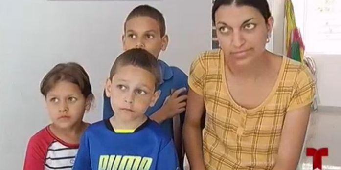 Sueños rotos: Familia boricua sufre discrimen y hambre en Estados Unidos