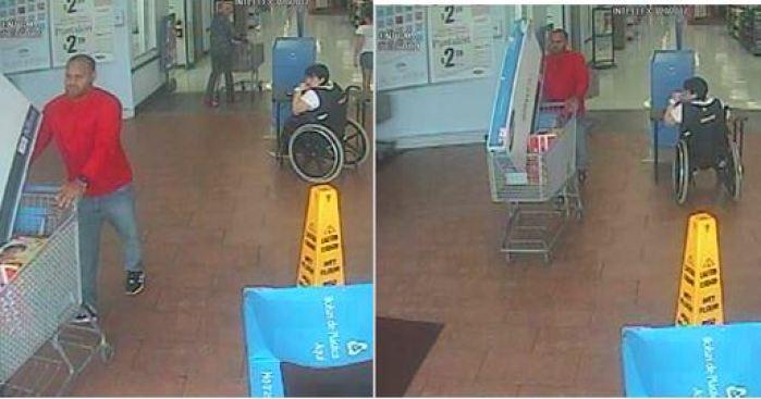 Autoridades buscan hombre por robo en megatienda de Cayey