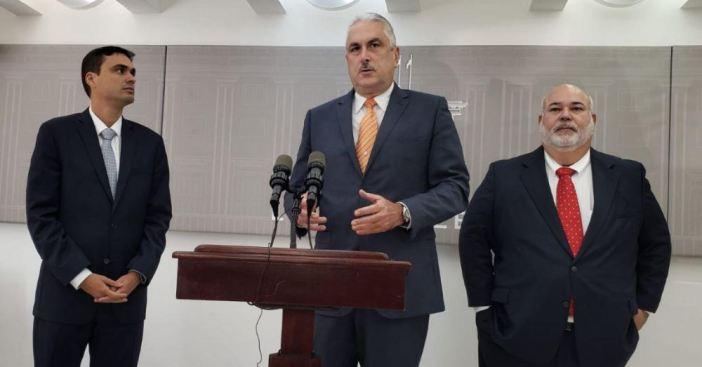 Logran acuerdo para aprobar la Reforma Contributiva