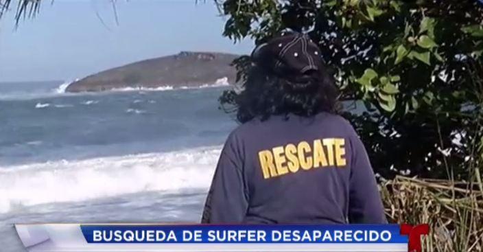 Guardia Costera cancela búsqueda de surfer