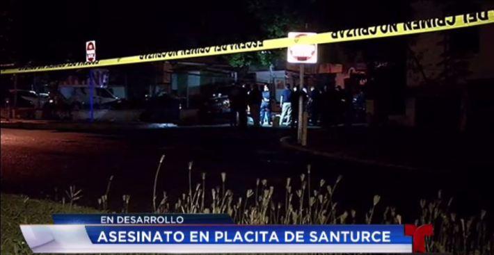 Asesinan a hombre que salía de la placita de Santurce
