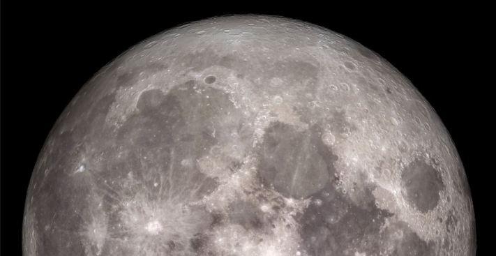"""Otra """"Súper Luna Llena"""" será visible desde la isla esta semana"""
