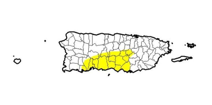 Sequía anómala persiste en 22 pueblos