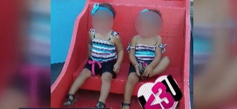 Acusan a padre por asesinato de una de sus gemelas