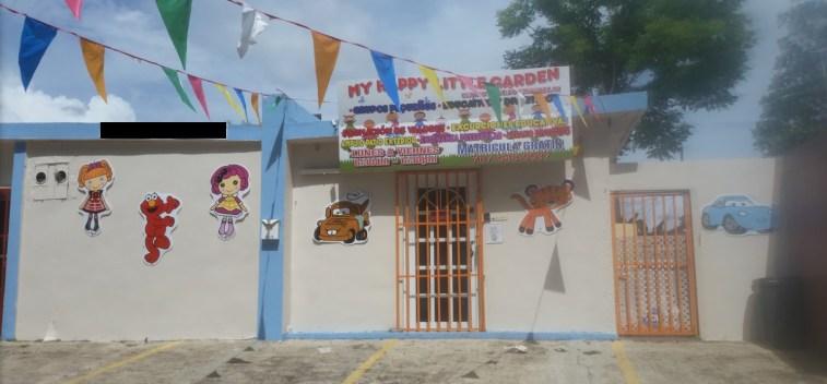 Explosión en cuido de niños en Bayamón