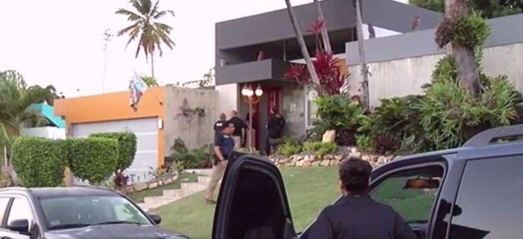 [TLMD - PR] Federales arrestan a médico en su residencia