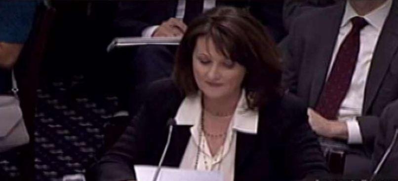 Lisa Donahue tendrá que ''rendir cuentas'' al Senado