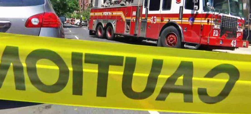 Reportan explosión en Central Park de Nueva York